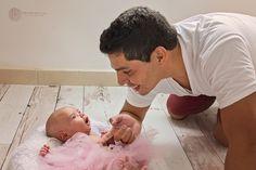 Conexión padre- hija. Un vinculo de mucho amor.