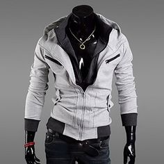 e49b9c15137d New fashion Korean men s hoodie sweater cardigan male short coat   sweatshirt M L XL XXL 2292