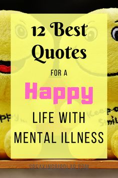 You can be successful living with mental illness. Read 12 inspirational quotes and how to apply them in your life. Best Quotes, Life Quotes, Happy Quotes, Health Resources, Health Tips, Living With Bipolar Disorder, Mental Illness Awareness, Mental Health Quotes, Psychology Quotes