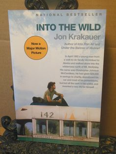 defining the character of chris mccandless from into the wild by jon krakauer Free analysis of the key facts and plot structure analysis of into the wild by jon krakauer previous page | table of contents | next jon krakauer primarily uses chris mccandless's journal entries krakauer complicates chris's character.