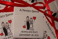 SALE SALE Bride and Groom Personalized Tea Bag Favors Cute Wedding and Bridal Shower Party Favors on Etsy, $20.95 AUD