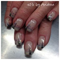Bride nails  Wedding nails  tiPz by Andrea Medicine Hat Alberta