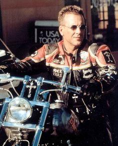 Harley Davidson and the Marlboro man.
