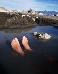 Hot spots: A guide to Northern Nevada Hot Springs.