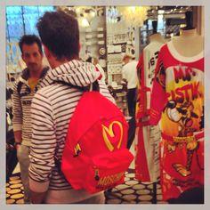 Prove di Shopping  #10CorsoComo #garibaldi #isola #boutique #photo #iphone5 #like #scatto #city #milan #love #social_network #instagram #foursquare #twitter #tumblr #facebook #pinterest #kiss #friends #followme #relax