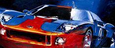 Ford GT by Camilo Pardo