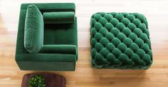 Sven Grass Green Chair - Lounge Chairs - Article | Modern, Mid-Century and Scandinavian Furniture