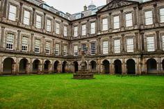 The Palace of Holyroodhouse (Holyrood Palace) Edinburgh