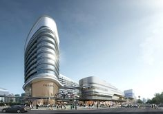 Sanya Integrated Commercial and Transportation Hub | Aedas | Architecture | Mixed-used | Sanya, PRC