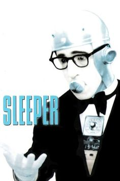 Sleeper (1973) | http://www.getgrandmovies.top/movies/14769-sleeper | Miles Monroe, a clarinet-playing health food store proprietor, is revived out of cryostasis 200 years into a future world in order to help rebels fight an oppressive government regime.