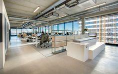 A Tour of Improve Digital's Modern Amsterdam Headquarters - Officelovin
