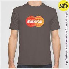 ... Mollycat 'MasterCat' t-shirt design @society6 #foreverythingelse #highendfashion #notonthehighstreet #mollycatfinland #tshirt #parody #popart #apparel #shareyoursociety6 #shareyourstyle #creditcard #mastercard #mastercat #instacat #cute #cheeky #cats #catsagram #fun #猫 #typography #instacool #instafollow #instalike #coolcat #mollycat #design #catstuff #meow #catlover