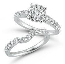 Can you believe Sams club has engagement rings?? Another favorite ring I have found on their site :)