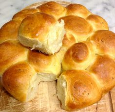 The Culinary Scene: Panecillos dulces # Dinner Rolls