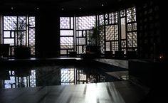 Grosvenor House Dubai b/attitude spa hamam pool