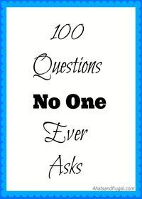 This 100 Questions No One Ever Asks video tag is hilarious and fun. This 100 Questions No One Ever Asks video tag is hilarious and fun. 100 Questions, Intimate Questions, Youtube Tags Questions, Random Questions Tag, Couple Tag Questions, Girlfriend Tag Questions, Fun Survey Questions, True Or Dare Questions, Interesting Questions To Ask