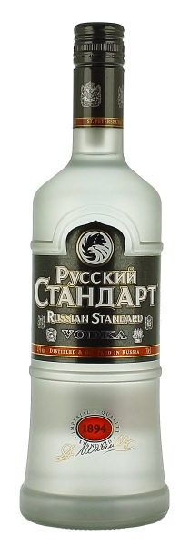 Russian Standard Vodka is my favorite vodka. Simply the Standard by which all other vodkas are measured.