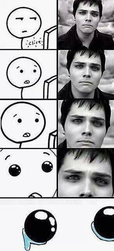 Gerard Way ~ My Chemical Romance Fan Art