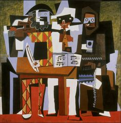 Hannah Hoch was inspired by the work of Pablo Picasso and the Cubism movement.