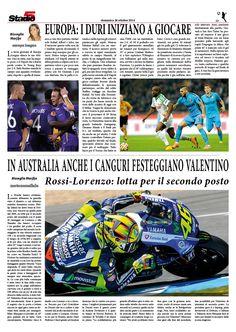 Giornata di Europa League non molto fortunata per Inter e Napoli