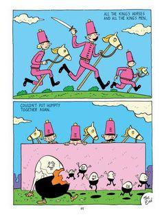 Humpty Dumpty sat on a wall, Humpty Dumpty had a great fall   #story #fairytale #mooshka