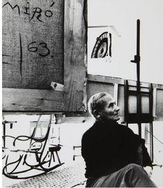 Joan Miro, by Bill Brandt