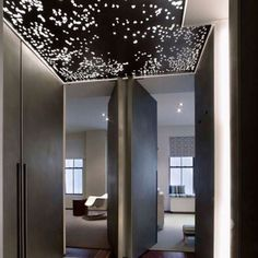Glass Film Design, Ceiling Panels, Plexus Products, Oversized Mirror, Home And Garden, Loft, Dean, Architects, Lighting