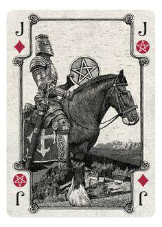 Jack of Diamonds/Pentacles