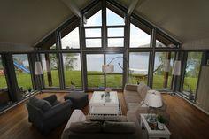 (2) FINN – Nyere hytte med stor tomt - Fantastisk utsikt over Åptafjorden