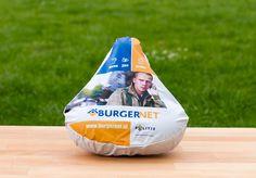 Werbeartikel mit Mehrwert! Sattelschoner individuell bedrucken. Wasserfest aus PVC. *bold test*