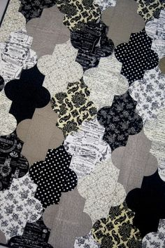 """Chasing Cottons: New Quilt Pattern """"French Connection"""" for Bloggers Quilt Festival!!!"""