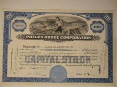 Morton-Norwich Products /> Morton salt stock certificate share