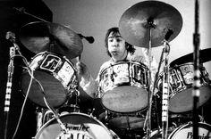 Keith Moon, New York, 1967
