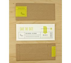 Here come a selection of warm grey/yellow projects... Kyle & Katie by Nick Brue