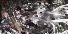 #進撃の巨人 #Singeki #no #Kyojin #SnK #Attack #on #Titan #AoT | #Levi #Ackerman #Petra #Ral #Eren #Yaeger #Jean #Kirstein #Armin #Arlelt