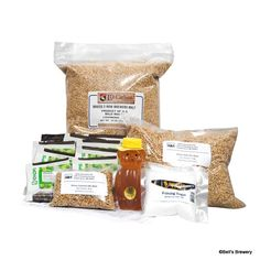 Hopslam Ale Clone Inspired Homebrewing All Grain Ingredient Kit Homebrew Recipes, Beer Recipes, Simple Beer Recipe, Beer Ingredients, Free To Use Images, Home Brewing, Brewery, Ale, Finding Yourself