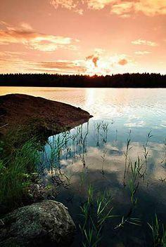 nächste Station ist das ländlich idyllische #Mikkeli in Mittelfinnland