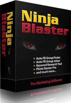 Ninja Blaster 2015 Crack with Serial Key Full Free Version