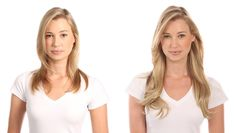 #Hair_Extensions can be seen somewhat easily, and can be felt too, plus they cause some hair loss also. A method now exists that adds hair in a way that can NOT be seen or felt where the hair was added. For a private demo call us @ 1-800-992-9976 or visit http://www.invisablend.com