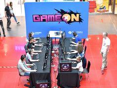 Rozgrzewka przed GameON 2017!