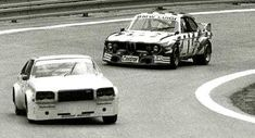 Mazda RX-5 Racing and BMW 3.0 CSL