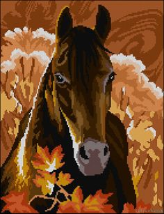Cross stitch pattern Black prince от TatyankamkStitch на Etsy, $9.00