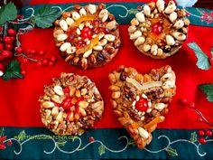 Zelten Christmas cake from Trentino