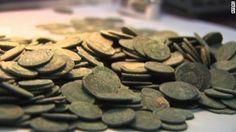 1,300 lbs. of ancient Roman coins found in Spain - CNN.com