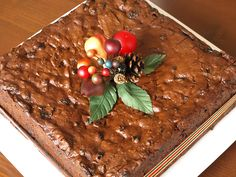 Looking at Life 2: Possibly The Best Fruitcake Ever