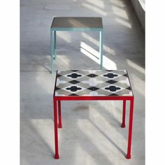 Tendance b ton on pinterest deco concrete light and design - Table basse imitation beton ...