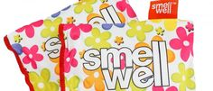 Smellwell FP Flower Power Full Odour Neutraliser, 1413 by Smellwell Flower Power, At Home Gym, Packing, Wellness, Unisex, Flowers, Fun, Pouches, Europe