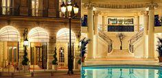 Hotel Ritz-Paris - currently under restoration