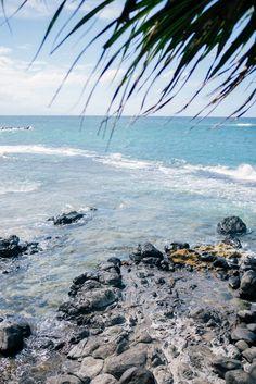 Tide pools, Maui, HI