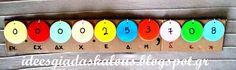 Ιδέες για δασκάλους: Το πινακάκι των δεκαδικών αριθμών
